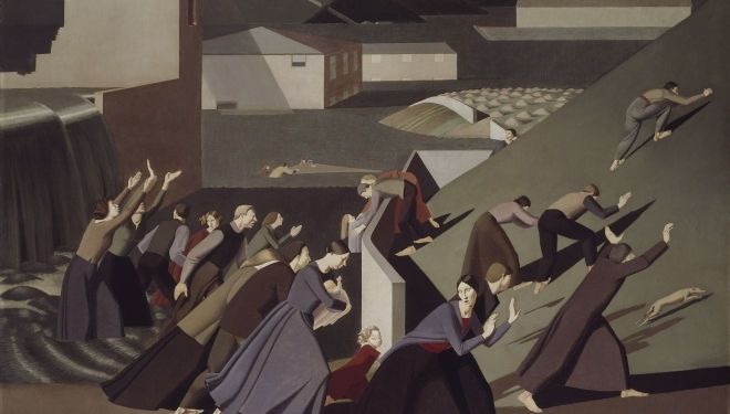 Winifred Knights, Dulwich Picture Gallery