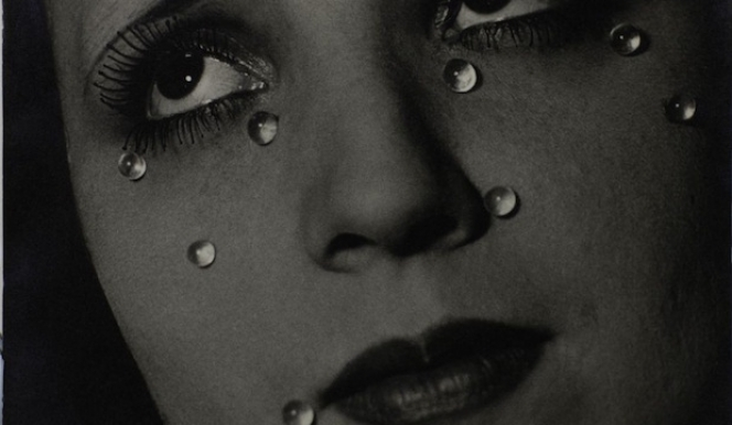 Elton John 2016 Tate Exhibition Man Ray Glass Tears (Les Larmes) 1932 Collection Elton John © Man Ray Trust/ADAGP, Paris and DACS, London 2016