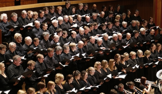 The Bach Choir