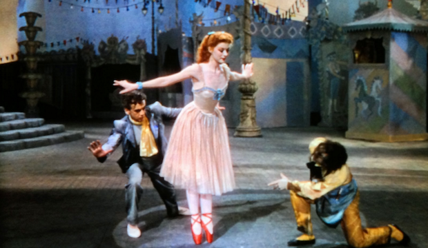 Moira Shearer in The Red Shoes: new ballet Matthew Bourne, Sadler's Wells 2016