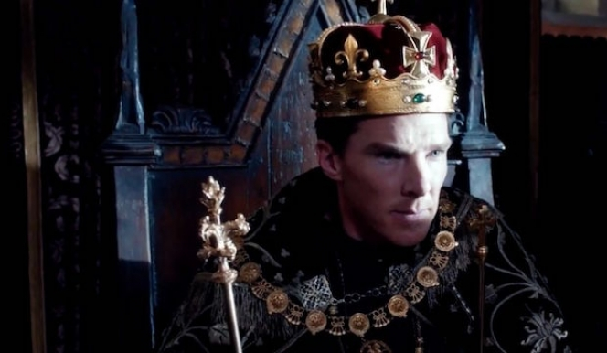 Benedict Cumberbatch, Hollow Crown: War of the Roses