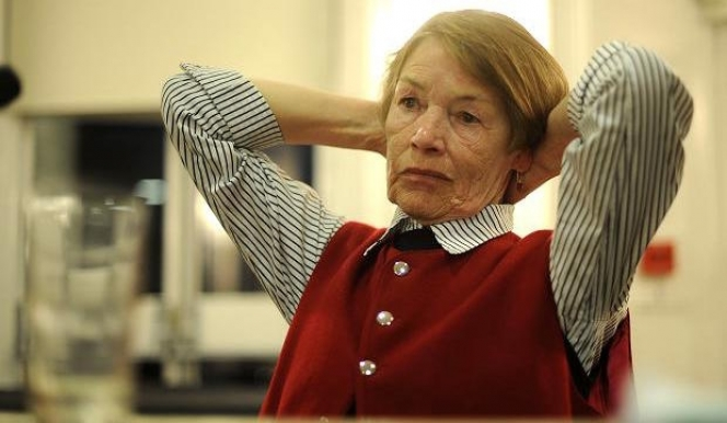 Glenda Jackson: King Lear, Old Vic
