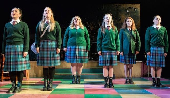 Coming to the National Theatre: Our Ladies of Perpetual Succour, photo by Manuel Harlan
