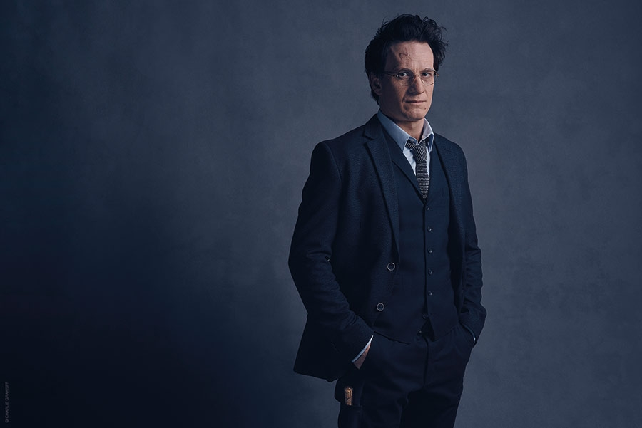 First look cast photo: Jamie Parker as Harry Potter