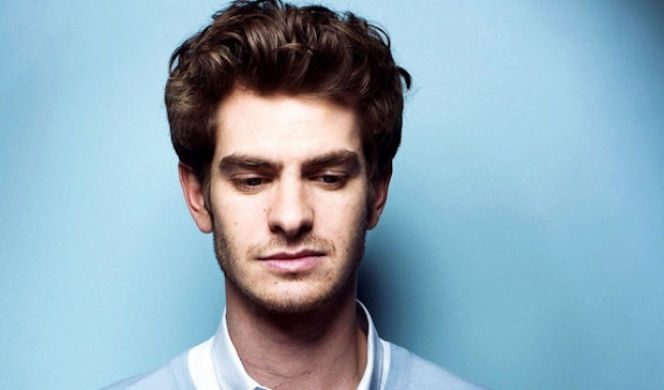 Andrew Garfield, National Theatre Angels in America