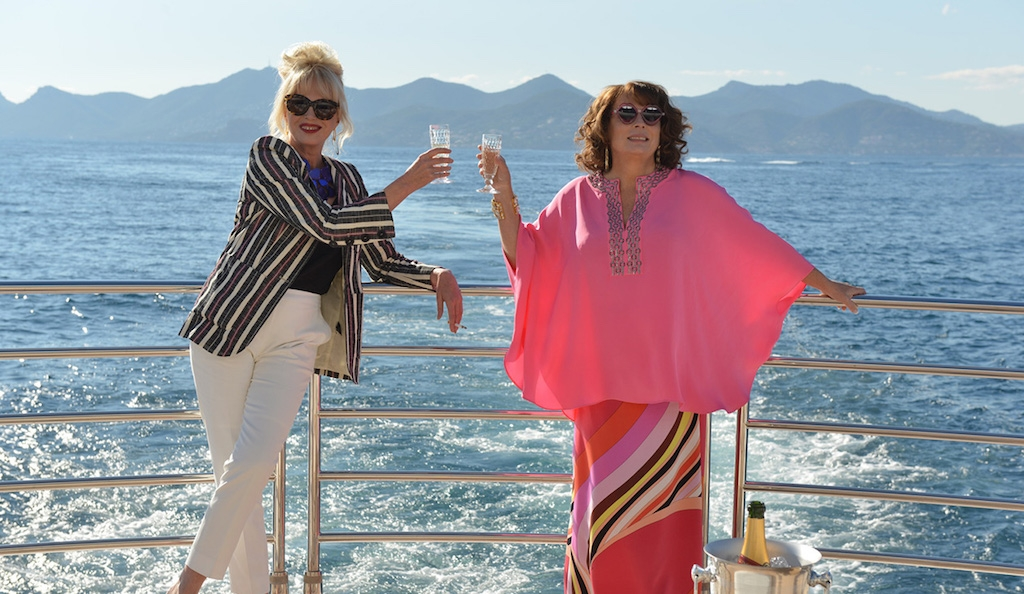 Absolutely Fabulous film: Eddy and Patsy