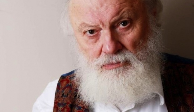 Geoffrey Hill in 2013 (Photo credit: Clara Molden)