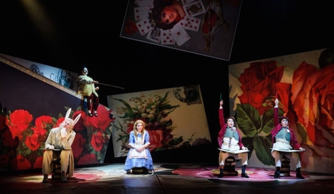 Alice's Adventures in Wonderland, Holland Park Opera
