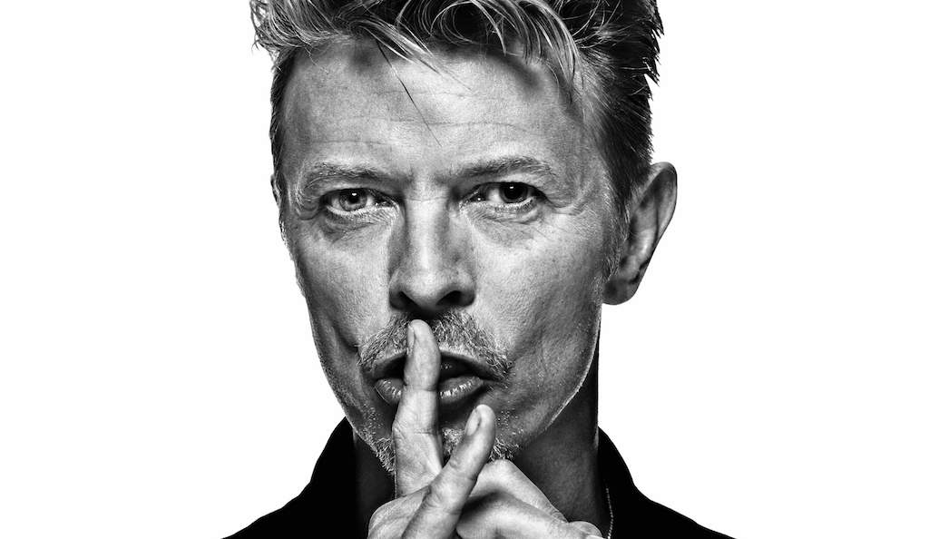 Exhibition: the art of David Bowie - photo by Gavin Evans