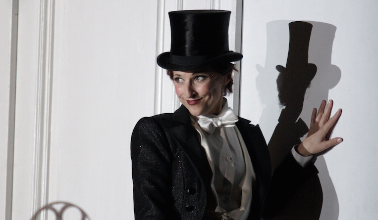 Partenope at English National Opera is set in 1920s Paris. Photograph: Catherine Ashmore