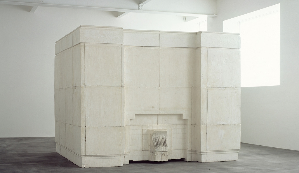 © Rachel Whiteread, Ghost, 1990 exhibition rachel whiteread