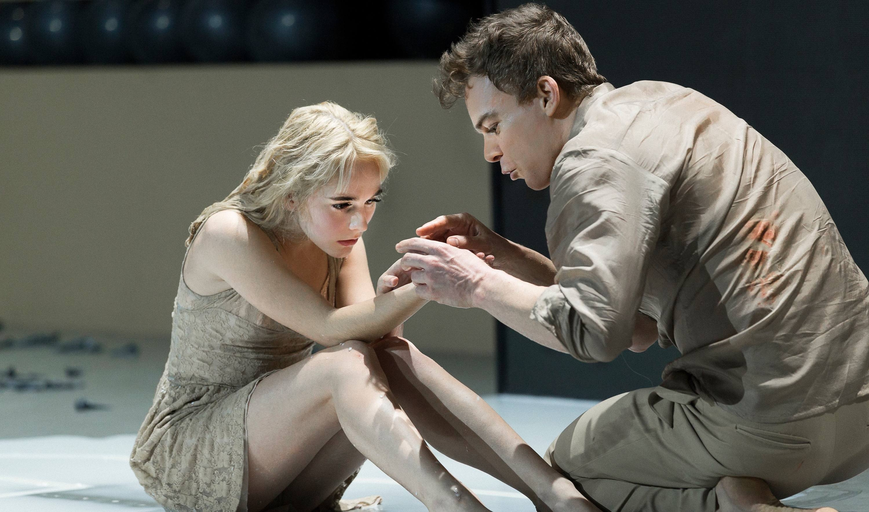 Coming to London, LAZARUS play: Michael C Hall ® JAN VERSWEYVELD