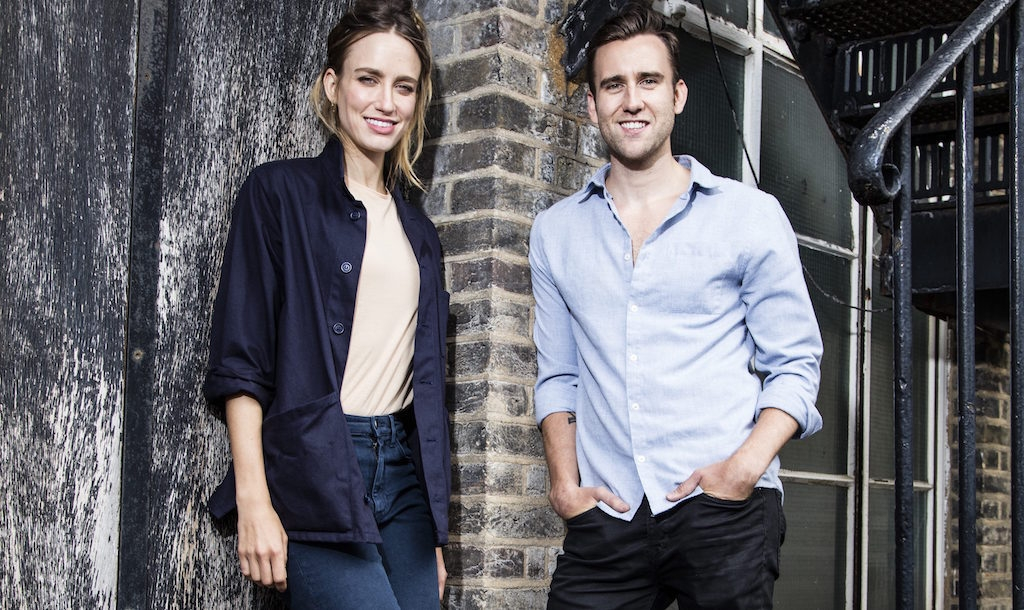 Ruta Gedmintas and Matthew Lewis: Unfaithful play, London 2016