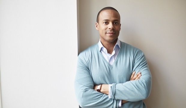 Rafael Mason, Head of Product and Marketing at American Express, photo David Loftus 2016