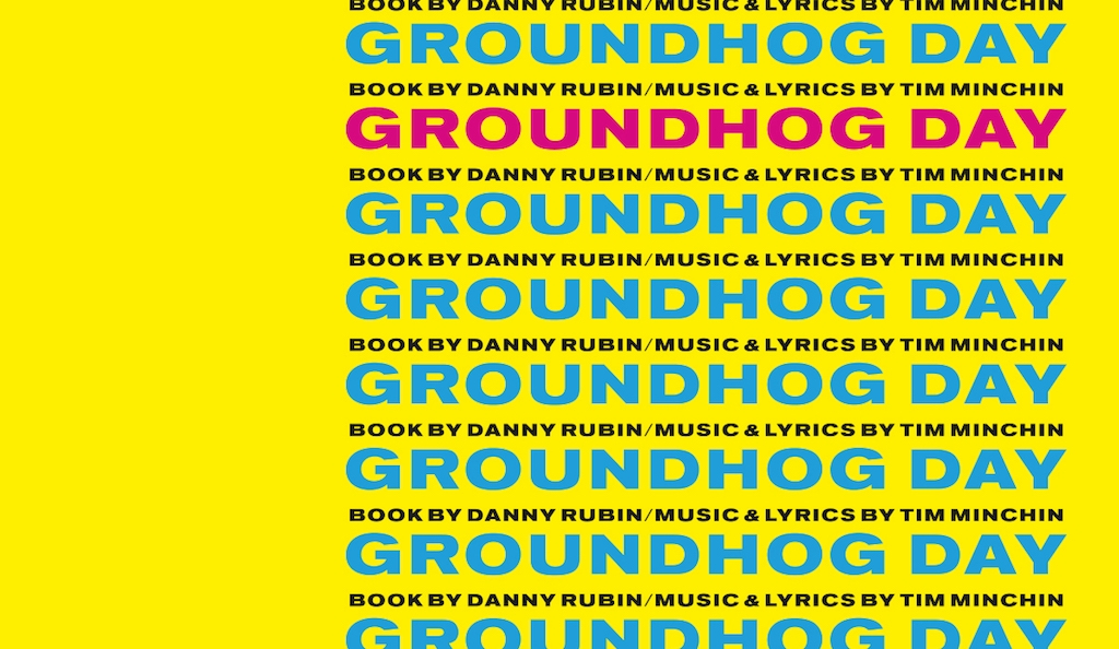Groundhog Day Musical Poster