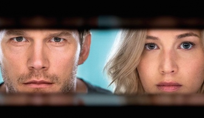 Passengers film review [STAR:2]