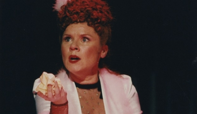 Imelda Staunton, Follies, National Theatre