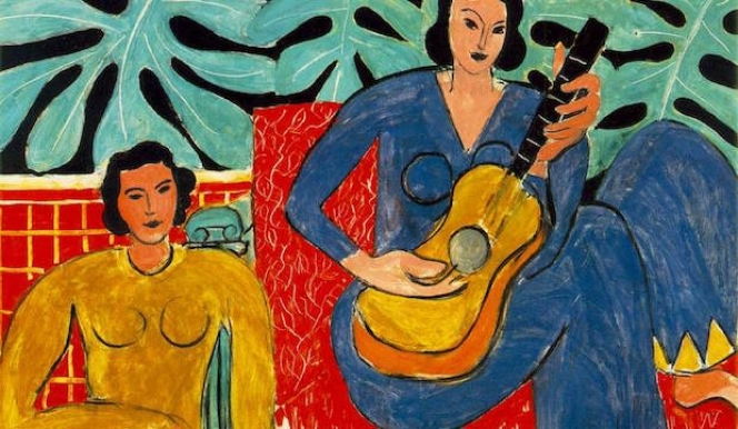 Matisse, Music, Royal Academy