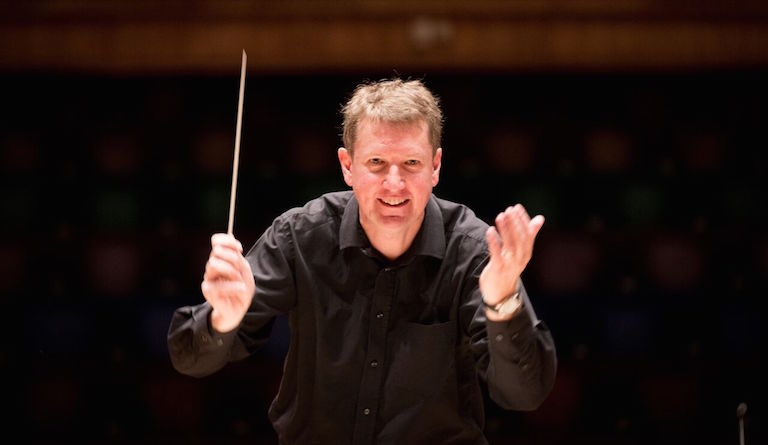 Conductor Ian Page, steeped in Mozart for years to come
