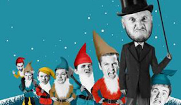 Scrooge and the Seven Dwarves: Christmas 2016 pantomime