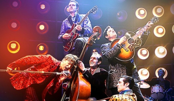 Million Dollar Quartet, Southbank Centre this Winter