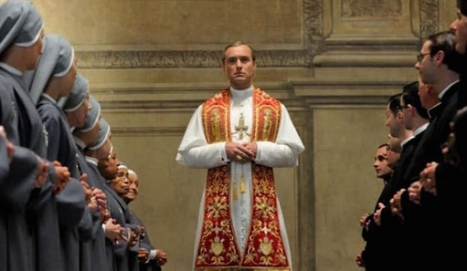 The Young Pope Sky Atlantic review