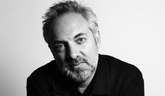The Ferryman: Sam Mendes by Rankin - image courtesy of the Royal Court