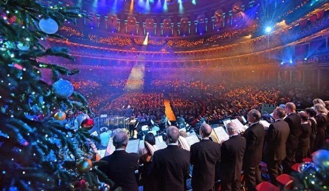 Get ready for three of London's best carol concerts