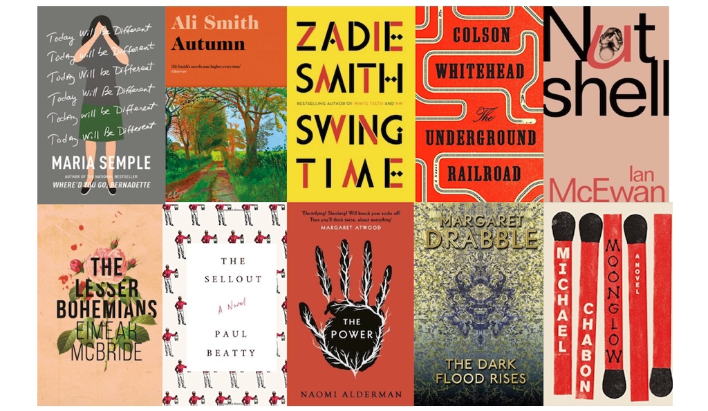 Best new books 2016
