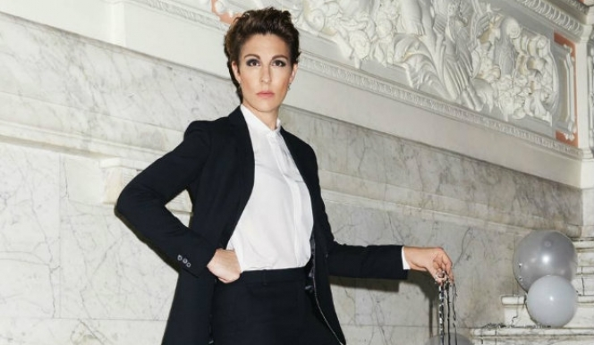 Tamsin Greig: National Theatre Twelfth Night