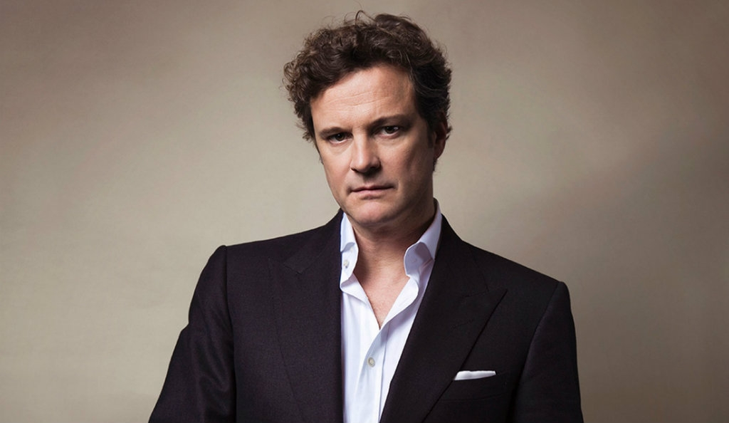 Colin firth talk, Helen Bamber Foundation 2016