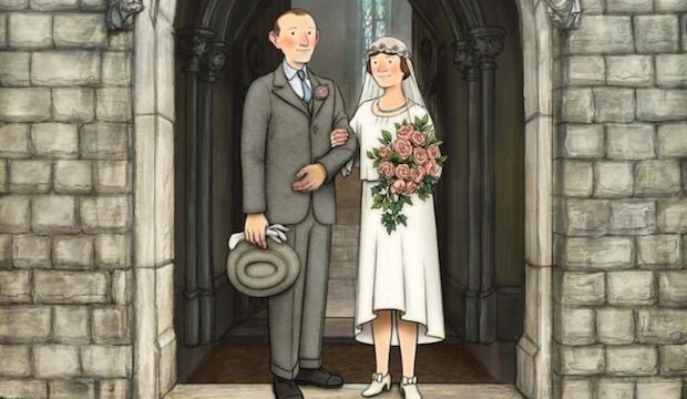 Ethel and Ernest: heartwarming Christmas film, BBC