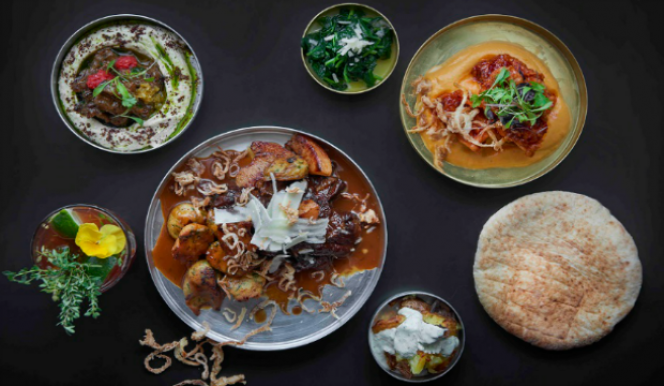 Bala Baya is bringing fresh Israeli food to Southwark