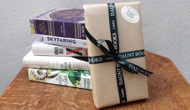 A year of magical reading: Daunt Books subscription