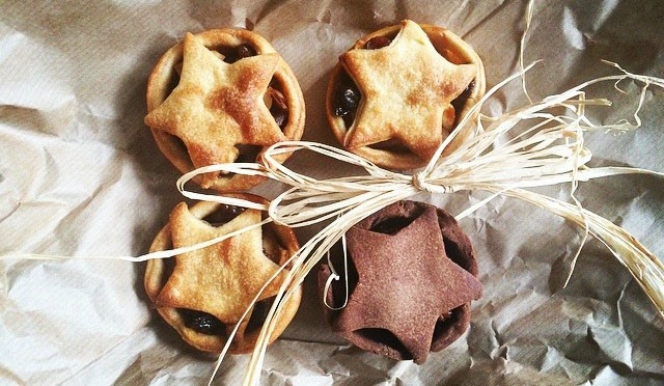 Christmas recipe: healthy mince pies