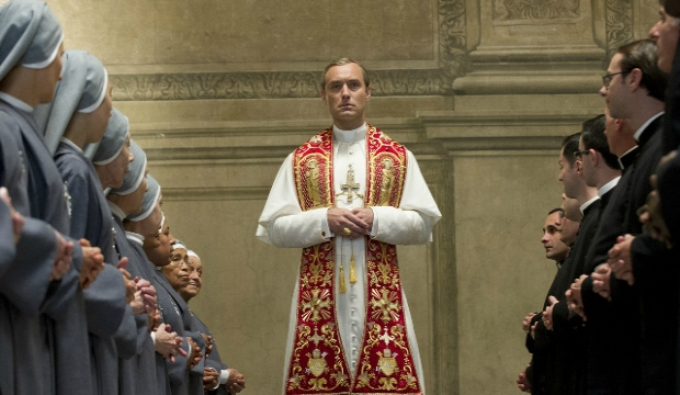 The Young Pope, Sky Atlantic