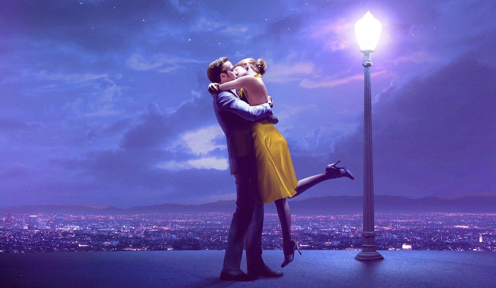 Ryan Gosling and Emma Stone, La La Land (Damien Chazelle film 2017)