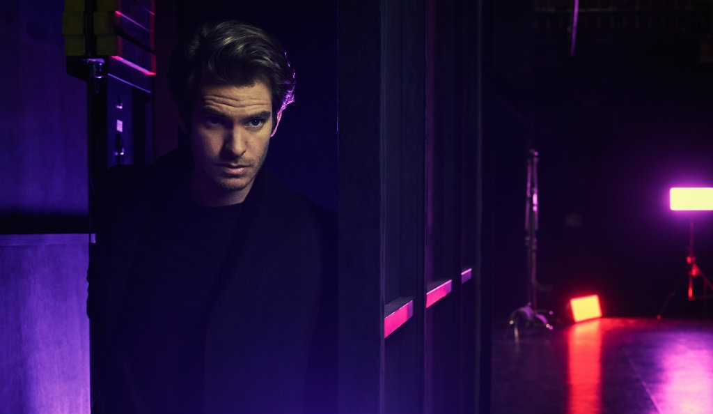National Theatre, Angels in America: Andrew Garfield. Photo by Jason Bell