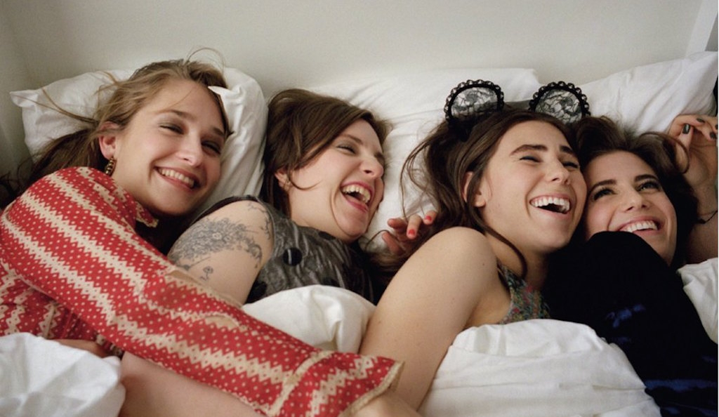 Girls Season 6, Sky Atlantic