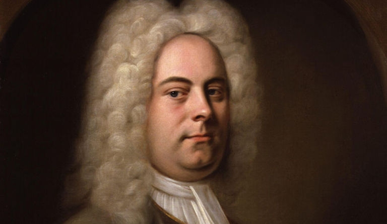 German-born Handel lived in London for 36 years