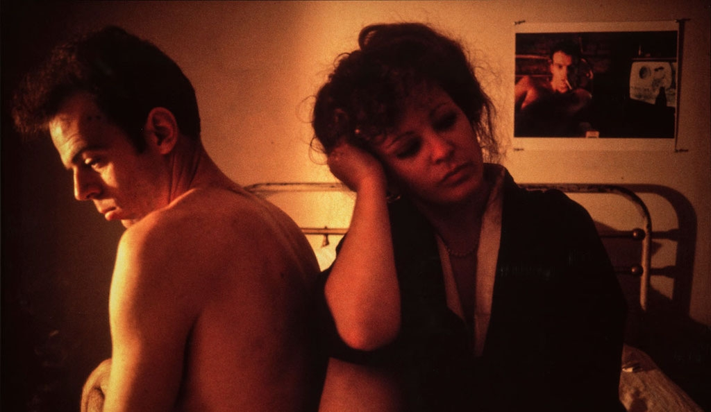 Nan Goldin, Self-Portrait in Kimono with Brian, NYC 1983, National Museum