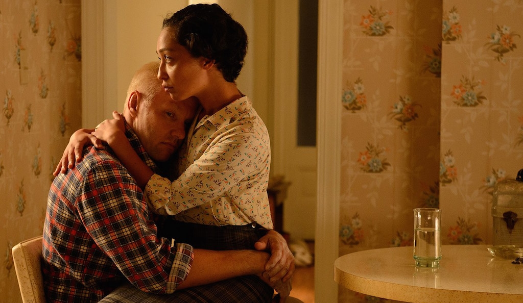 Joel Edgerton and Ruth Negga, 'Loving' – Jeff Nichols film,