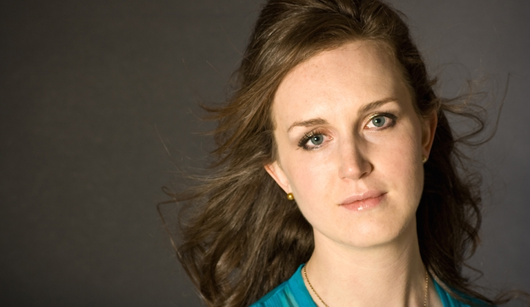 The exciting British composer Helen Grime has written a new work for the LSO. Photograph: Jonathan Wrather