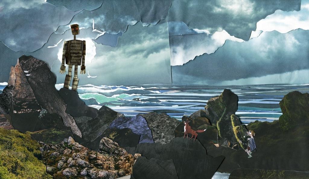 The Iron Man review, Unicorn Theatre [STAR:4]   Culture ...