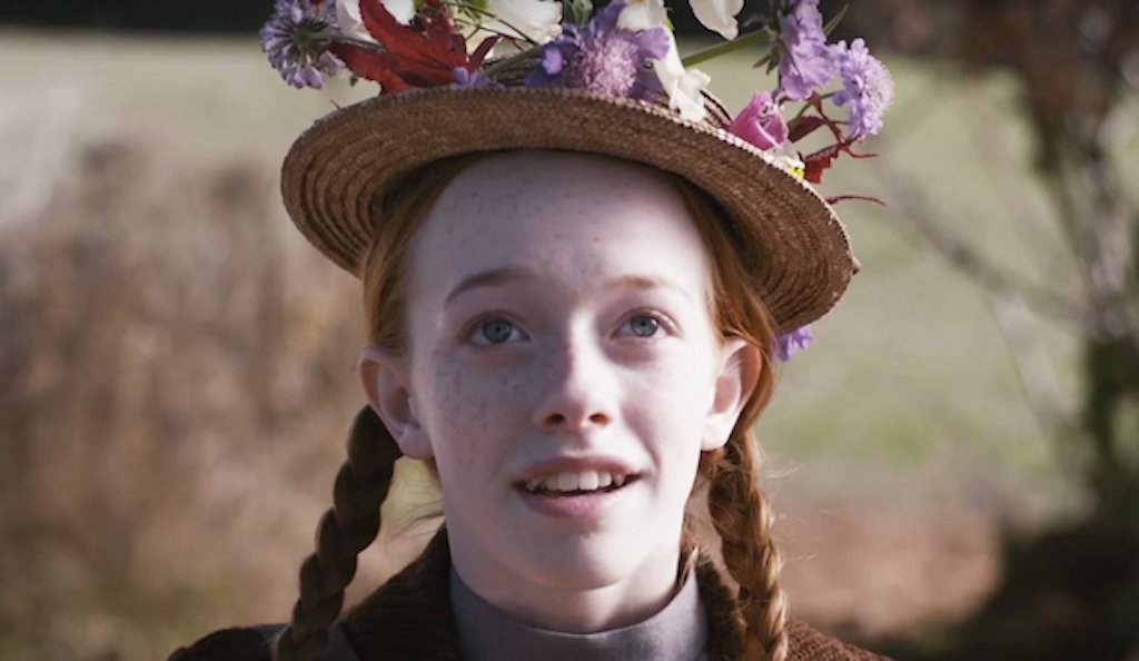 Anne of Green Gables Netflix UK release date