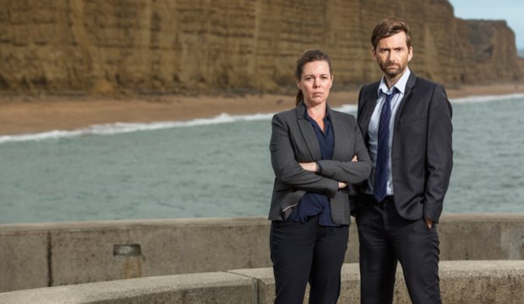 David Tennant Olivia Coleman: Broadchurch season 3 ITV airs Monday 27 February