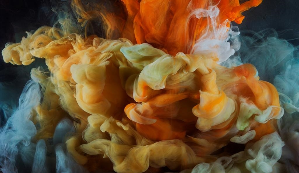 (c) Kim Keever, Courtesy Waterhouse & Dodd