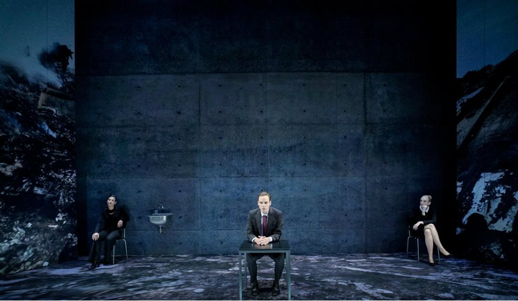 London: Terror, Ferdinand von Schirach play
