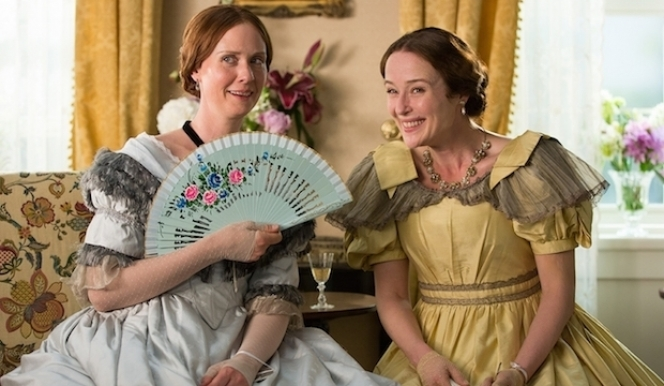Cynthia Nixon and Jennifer Ehle, A Quiet Passion