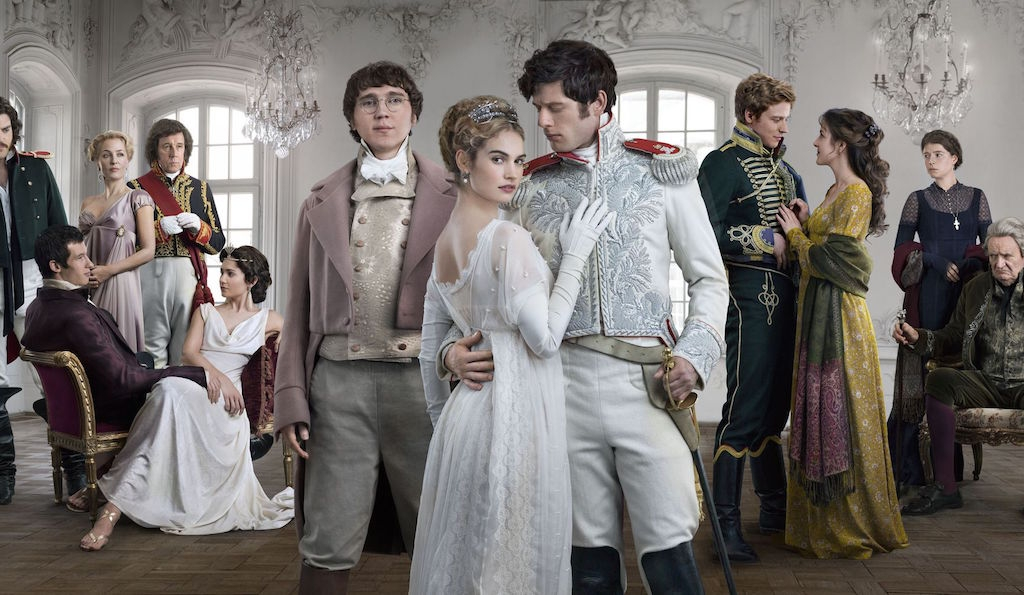 War and Peace: Netflix March 2017